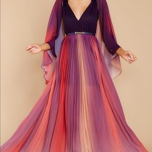 Beautiful never wore banquet dress